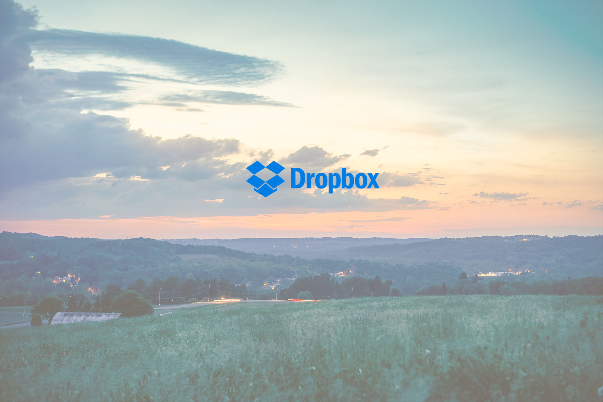 Dropbox Integration Added!