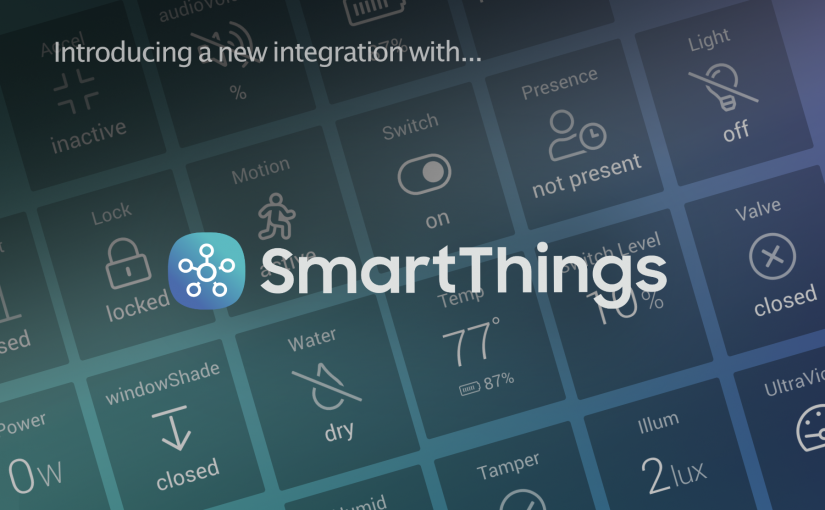 Smartthings Desktop